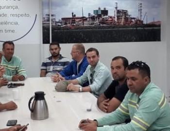 REUNIÃO DE SEGURANÇA OPERACIONAL