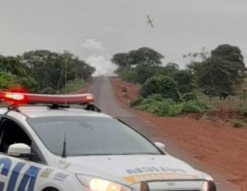 Apoio da Polícia Rodoviária